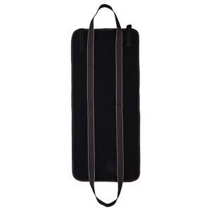 Alsona Sac de Transport de bûches Portable Matériau de Haute qualité Sac de Rangement de Branche de brindilles d'extérieur Pliable et Stable