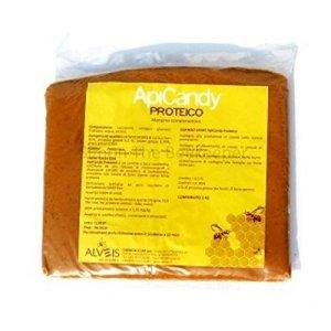 ApiCandy PROTEICO Sachet de 1 kg – Nourriture pour apiculture