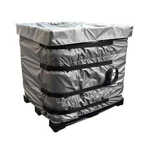 Couverture chauffante cuve 1000 litres – IBC – GRV 2000w