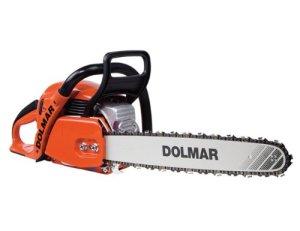 Dolmar PS-500C–Petrol chainsaws (Black, Orange, Stainless Steel)