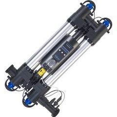Elecro Stérilisateur Ultra-Violet UV Pro Pool Plus 110 w avec Pompe doseuse pour Piscine jusqu'à 100 m³
