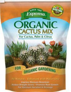 Espoma CA4 4-Quart Organic Cactus Mix Garden, Lawn, Supply, Maintenance by Home-APP