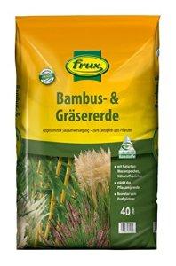 frux Bambou & Gräser Terre 40l