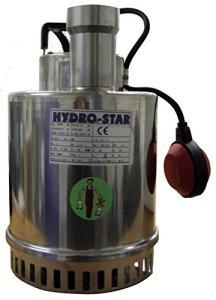 Hydro Star Pompe de Construction, 1pièce, SP 2200