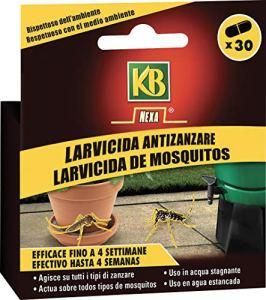 KB Larvicida de Mosquitos Larvicide de moustiques, 30