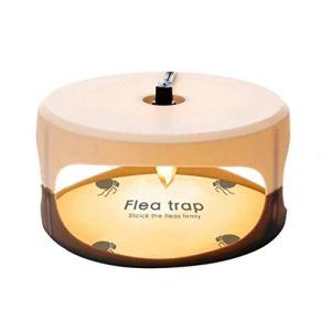 Lampe Flea Fly Trap Tueur Round Installation simple colle Disques meilleur Insecticide pour la maison 5PCS