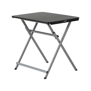 Lifetime à Vie 8062330in. (76cm) Pliable Personnel Table, Noir, 50.8x 50.8x 76.2cm