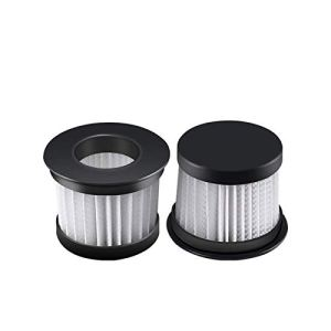 Lot de 2 filtres Hepa pour aspirateur à main Xiaomi Deerma CM300S 800810900
