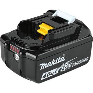 makita batterie makita bl1840b li-ion 18 v 4,0 ah avec témoin de charge