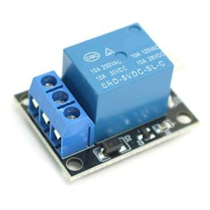 Module de relais de canal 5V 1 Niveau bas pour le contrôle des appareils ménagers Kit DIY (Size : 3 pcs)