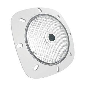 NOTMAD Projecteur LED Autonome Mobile Rechargeable Coloris Blanc LED Blanches – Haute Puissance – Bricolage – Piscine – Camping – sur USB