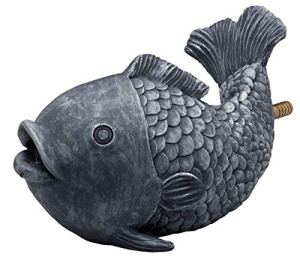 Oase Fisch Gargouille, Gris