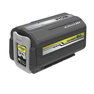 RYOBI BPL3660D2 Batterie 36 V 6 Ah MaxPower pour Une Puissance maximale | High Energy