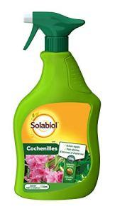 SOLABIOL SOCOCHPAL750 Cochenilles 750 ML Action rapide   Pour plantes d'intérieur et d'extérieur   Fabriqué en France,