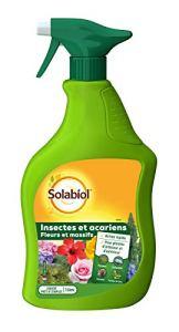 Solabiol SOFAZPAL750 Insectes Et Acariens 750ml, Efficace