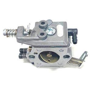Weiqu Carburateur de remplacement pour Stihl 021 023 025 MS210 MS230 MS250 Tronçonneuse Walbro WT-286 WT-215 Zama C1Q-S11E 1123-120-0605, pour désherbage de jardin