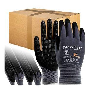 ATG MaxiFlex Endurance 2442 Lot de 144 paires Taille 9 Gants de protection en plastique caoutchouc