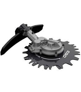 EGO POWER+ Lame de débroussailleuse Anti-Projection Rotocut réciprocateur RTX2300