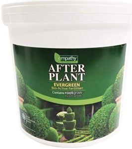 Empathy Afterplant Evergreen Engrais avec Rootgrow 2.5Kg