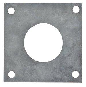 Esschert Design Plaque de Protection NKKP–pour nichoir de mésanges