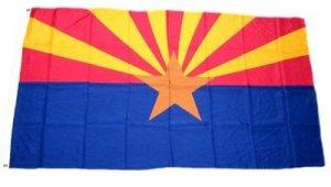 FahnenMax drapeau des états-unis de l'arizona 90 x 150 cm