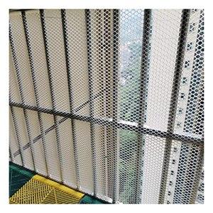 Filet De Sécurité Filet De Protection De Balcon, Filet Pour Enfants, Filet De Clôture Et De Clôture, Filet D'escalier En Polyester Haute Résistance, Filet De Sécurité,(Size:1.8CM Aperture,Color:blanc)