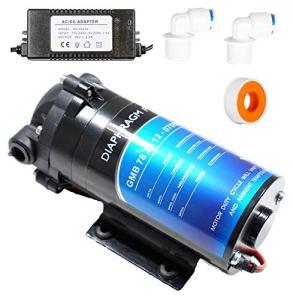Gondzik GMB782412 200GPD 24 V 180 l/h 8,8 bar WQA Pompe à booster