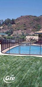 Gre SF133 – Barrière de protection pour piscine de hauteur 1,33 m