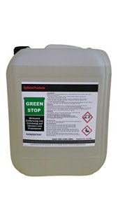 Green-Stop – Nettoyant anti-moisissure pour pierre 5 l