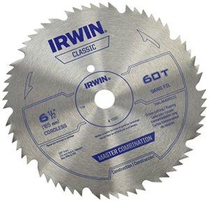Irwin Tools Marathon Lame circulaire en acier tungstène, 11220