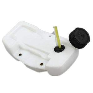 Jaimenalin 1 Pc 34 Brosse Coupe-Beurre RéServoir de Carburant Tondeuse à Gazon RéServoir D'Huile RéServoir de Carburant Assy pour DéBroussailleuse PièCes de Coupe-Herbe