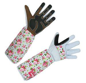 Kerbl 297532 Rose Garden Gants de jardinage Taille 8