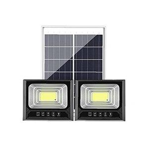 Lampe solaire extérieure ABS LED solaire LED pour Powered Jardin Jardin Patio Chemin Garage