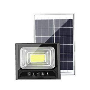 Lumière d'inondation extérieur Lampe solaire ABS LED Solaire LED pour Jardin Jardin Patio Chemin Garage