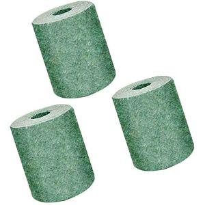 MIAONG 3PCS Grass Seed Mat Starter Gardening Grass Carpet Mat Garden Supplies Lawn Grass Pad, Biodegradable Grass Seed Mat Fertilizer Garden Picnic