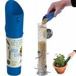 Pelle étroite pour une utilisation avec mangeoire pour oiseaux, aliments pour animaux, ou Jardinage