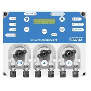 PH & contrôleur/EC et régulateur de pH et Conducibilità doseuse