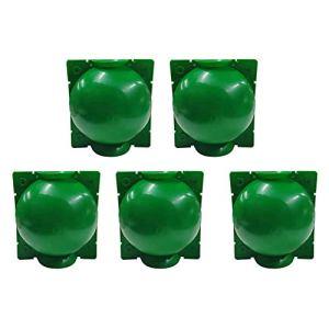 Plante Enracinement périphérique, plante racine croissance boîte réutilisable usine Enracinement appareil plante Enracinement grandir Boîte L 5Pcs vert