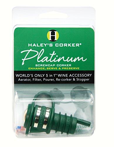 Platinum Screwcap Bulk Vert poser 24 en display-étiquette