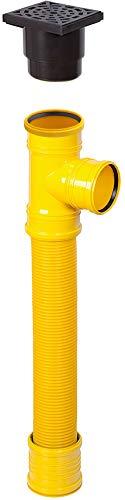 Puit d'infiltration avec raccord / drainage Ø 110 mm