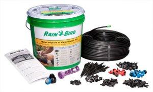 Rain Bird Kit de réparation et d'expansion d'irrigation goutte à goutte