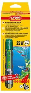 SERA Thermoplongeur pour Aquarium 25 W Traitement de l'eau 1 Unité