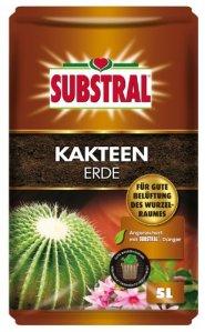 Substral Terreau pour Cactus 5l