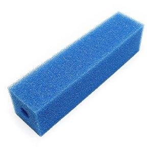 SunSun Cartouche de Mousse de Filtration 9.5×9.5x50cm Moyen Bleu pour systèmes de filtrage existants
