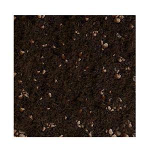 Tercomposti Terra – 5 l mélange d'argile et de tourbe acide, mélange spécifique pour fleurs, plantes ornementales, plantes faibles et délicates