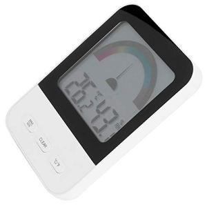 Thermomètre électronique numérique hygromètre LCD hygromètre Thermohygromètre de Haute précision pour Serre intérieure
