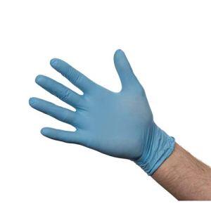 Unigloves UCN1202 Paquet de 100 gants en nitrile non-poudrés Taille S