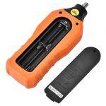 ZLININ Numérique tachymètre, PM6208A Contactez-Type de mesure Vitesse Tach Compteur jauge de vitesse du moteur testeur Vitesses outil de mesure