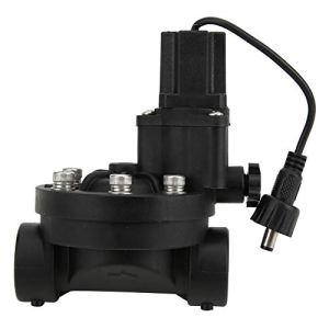 Alvinlite Électrovanne d'impulsion Jardinage Irrigation vanne de contrôle de débit électrovanne d'impulsion système d'arrosage DN15 IP68