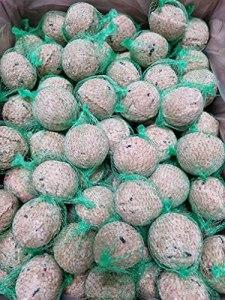 Bird`s Garden Boules de Graisse avec Filet – 18,3 kg